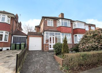 Thumbnail 3 bed semi-detached house for sale in Ashridge Crescent, Shooters Hill