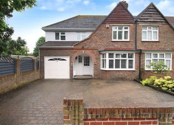 3 bed semi-detached house for sale in Tennyson Avenue, Rustington, Littlehampton BN16