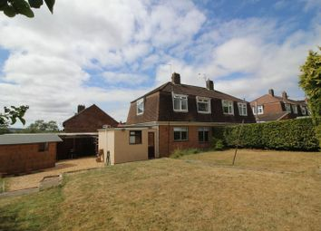 Thumbnail 3 bed semi-detached house for sale in Willow Close, Long Ashton, Bristol