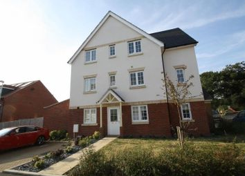 Thumbnail 4 bed end terrace house for sale in Kingshill Drive, High Wycombe