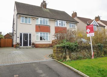 Thumbnail 3 bed semi-detached house for sale in Dukes Drive, Chesterfield