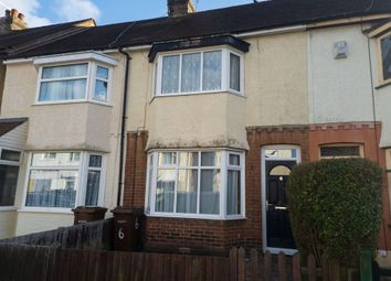 3 bed terraced house to rent in Scotteswood Avenue, Chatham, Kent. ME4