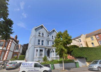 Thumbnail 2 bedroom flat to rent in Stanley Road, Hastings