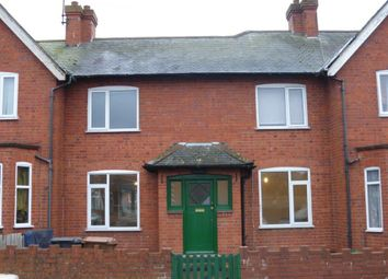 Thumbnail 4 bedroom terraced house to rent in Cranford Road, Kingsthorpe, Northampton