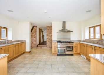 Thumbnail 4 bedroom barn conversion for sale in Main Street, Ratby, Leicester