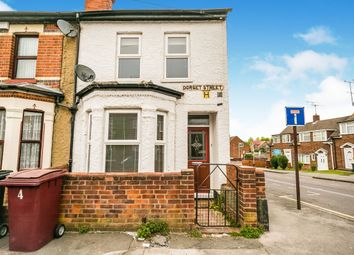 Thumbnail 3 bedroom end terrace house to rent in Dorset Street, Reading