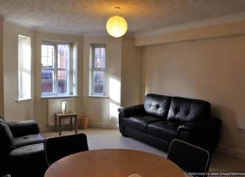 Thumbnail 2 bed flat to rent in Ludford Court, Crewe