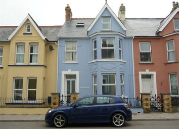 Thumbnail 6 bed town house for sale in Llwynon, Vergam Terrace, Fishguard, Pembrokeshire