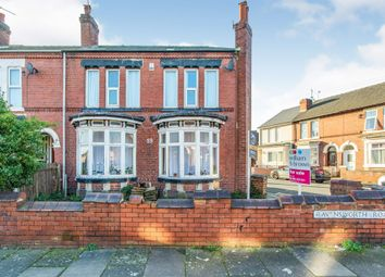 Thumbnail 3 bed end terrace house for sale in Ravensworth Road, Hyde Park, Doncaster
