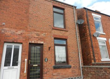 Thumbnail 2 bed end terrace house to rent in Duchess Street, Whitwell, Worksop