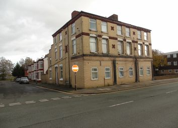 Thumbnail 1 bed flat to rent in Shirley Street, Wallasey