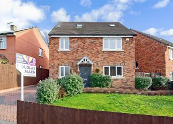 Thumbnail 4 bed detached house for sale in Yardley Lane, Chingford, London