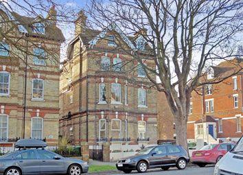 Thumbnail 3 bedroom flat for sale in Earls Avenue, Folkestone, Kent