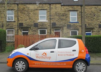 Thumbnail 3 bed terraced house to rent in Oxford Road, Bradford