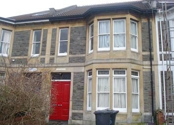 Thumbnail 6 bed semi-detached house to rent in Chesterfield Road, St. Andrews, Bristol