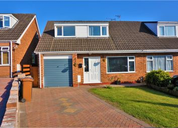 Thumbnail 2 bed semi-detached bungalow for sale in Bron Y Nant, Mold