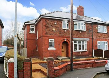 Thumbnail 4 bed semi-detached house for sale in Rothwell Crescent, Little Hulton, Manchester