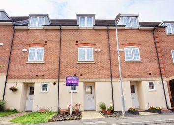 Thumbnail 3 bed terraced house for sale in Threadcutters Way, Shepshed