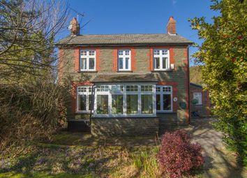 Thumbnail 3 bed detached house for sale in Rock Cottages, Graigwen, Pontypridd