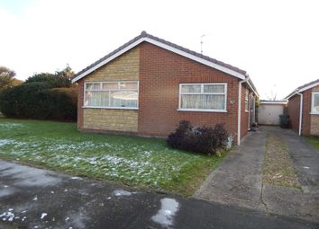 Thumbnail 3 bed detached bungalow for sale in Manor Way, Deeping St. James, Peterborough