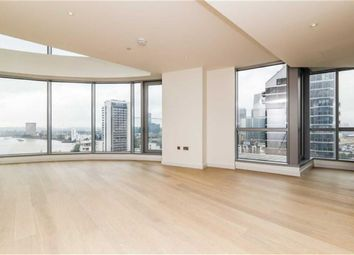 Thumbnail 3 bed flat for sale in Charrington Tower, Canary Wharf, London