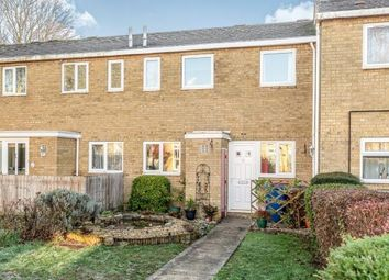3 bed terraced house for sale in Lincoln Close, Bicester, Oxfordshire OX26