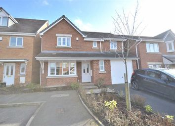 Thumbnail 4 bed detached house for sale in Harper Fold Close, Manchester