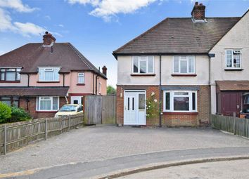 Thumbnail 3 bed end terrace house for sale in South Park Road, Maidstone, Kent
