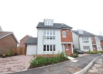 Thumbnail 4 bed detached house to rent in Snowdrop Gardens, Woodley, Reading, Berkshire