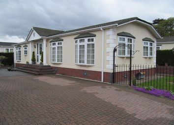 Thumbnail 2 bed mobile/park home for sale in Lower Lodge Park (Ref 5286), Armitage, Rugeley, Staffordshire
