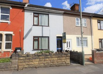 Thumbnail 3 bed terraced house for sale in Cricklade Road, Swindon