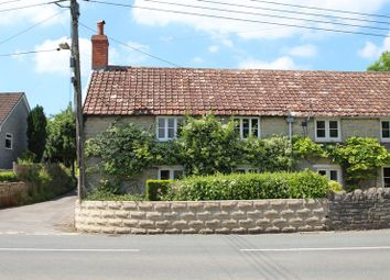 Thumbnail 3 bed semi-detached house for sale in St. James Square, Butleigh, Glastonbury
