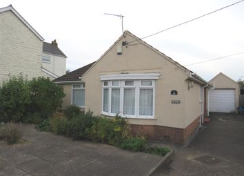 Thumbnail 2 bed detached bungalow for sale in Pencoedtre Road, Barry