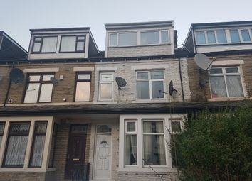 Thumbnail 6 bed terraced house to rent in Arncliffe Terrace, Bradford