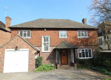 Thumbnail 4 bed detached house to rent in Brittains Lane, Sevenoaks