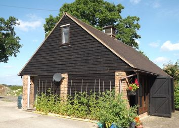 Thumbnail 1 bed barn conversion to rent in Roman Road, Marsh Green Edenbridge