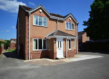 Thumbnail 2 bedroom semi-detached house for sale in Topcliffe Court, Selby