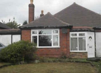 Thumbnail 3 bed detached bungalow to rent in Fairview Avenue, Great Barr, Birmingham