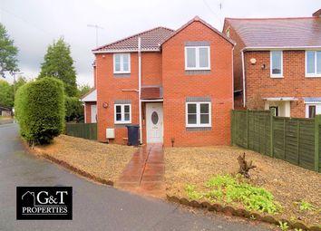 Thumbnail 2 bed flat to rent in Ridgeway Road, Wordsley, Stourbridge