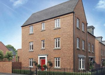 "Thumbnail 3 bed semi-detached house for sale in ""Durrington"" at Caledonia Road, Off Kiln Farm, Milton Keynes"