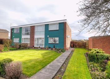 Thumbnail 2 bedroom flat for sale in Cotter Riggs Walk, Chapel Park, Newcastle Upon Tyne