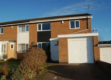 Thumbnail 3 bed semi-detached house for sale in Chiltern Way, Duston, Northampton