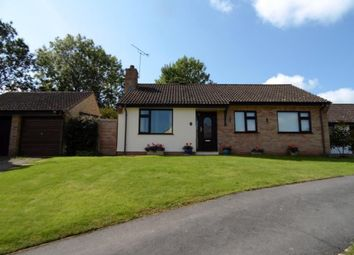 Thumbnail 3 bed detached bungalow for sale in Westernlea, Crediton, Devon