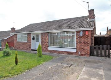 Thumbnail 3 bedroom detached bungalow for sale in Largs Close, Rise Park, Nottingham