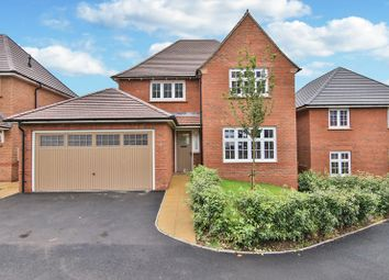 Thumbnail 4 bed detached house for sale in Archers Hall Place, Lydney