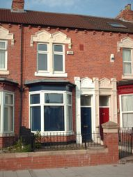 Thumbnail 5 bedroom terraced house to rent in Borough Road, Middlesbrough