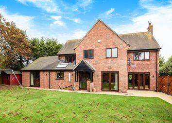 Thumbnail 4 bed detached house for sale in Sutton Wick Lane, Drayton, Drayton