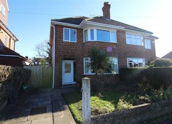 Thumbnail 3 bed semi-detached house for sale in Kingsley Road, Allestree, Derby
