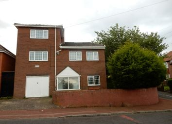 Thumbnail 5 bedroom detached house for sale in 45 Benwell Hill Road, Fenham, Newcastle Upon Tyne, Tyne And Wear