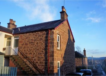 Thumbnail 1 bed flat for sale in David Street, Blairgowrie